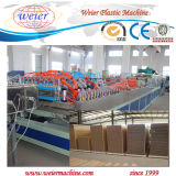 PVC WPC Door Extrusion Production Line Sjsz-65/132
