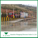 100t Digital Weighbridge for Sugar Factory