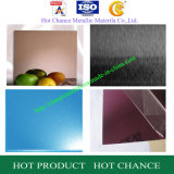 SUS201, 304 Stainless Steel Color Sheet and Plate