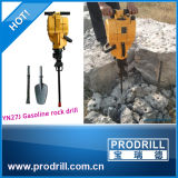 Pneumatic Portable Gasoline Rock Drill Breaker Yn27c Yn27j