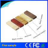 Eco Friendly Biodegradable Wooden Rectangle USB Memory Stick
