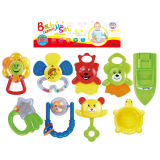 Plastic Kids Toy Set Baby Rattle (H5749206)