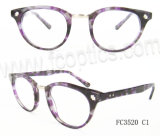 Acetate Retro Latest Optical Frames with Ce