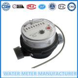 Single Jet Dry Type Plastic Body OEM Water Meter