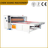 Semi-Auto Chain Feeder Paperboard Die Cutting Machine