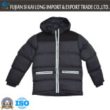 Light Weight Men's High Quality Windbreaker Padding Winter Garment