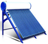 Heat Pipe Compact Pressurized DIY Solar Thermal Water Heater