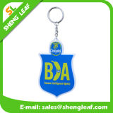 Custom Cheap Rubber Keychain Product for Promotional Gifts (SLF-KC005)