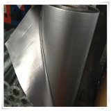 High Reflective Metallised Screen Woven Fabric Packaging and Insulation Material