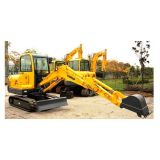 China Made Small Size Grab Excavator for Sale