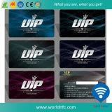Customized Passive Lf 125kHz Em4100 RFID Hotel Key Card
