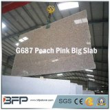 G687 Peach Pink Granite for Slab, Tiles and Countertop