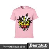 Cotton T-Shirt-Light Pink