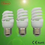 11-18W Middle Full Spiral Energy Saving Lamp