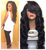 Brazilian Virgin Human Hair Lace Wig/Full Lace Wig/Lace Front Wig