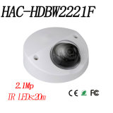 2.1megapixel 1080P Vandal-Proof WDR IR Hdcvi Mini Dome Camera (HAC-HDBW2221F)