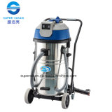 Industrial 80L Wet and Dry Vacuum Cleaner with Squeegee