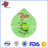 Aluminium Foil Packaging Embossed Foil Lid for Yogurt