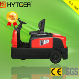 6 Ton China Lowest Price Electric Tractor Truck (QDD6)