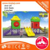 Amusement Park Plastic Slidind Board Playground Equipment