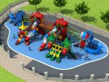 Factory Customized of Kids Outdoor/Indoor Playground Slide Hot Sell Preschool Equipment Amusement Parkoutdoor Playground Dream of Pleasure Island