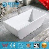 Italy Acrylic Freestanding Bathtub, Modern Colored Bathtubs (BT-Y2533)