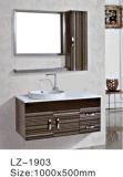 Wall Mounted and Floor Mounted Stainless Steel Bathroom Vanity