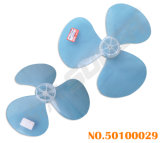 Suoer 16 Inch Transparent Wind Leaf for Desk Fan (50100029)