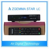 Zgemma-Star LC Satellite Receiver Linux OS E2 Full HD 1080P DVB-C New Updated Single Tuner