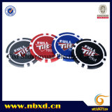 11.5g 8stripe Poker Chips with Stickers (SY-D17A)