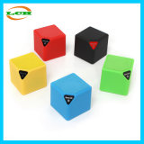 Mini Colorful Rubik′s Cube Powerful Bluetooth Speakr Card Speaker