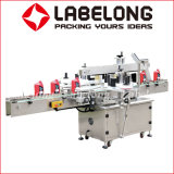 Automatic   Double Sides Adhesive Labeling Machine  for Flat Bottle