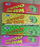Jjw Ploybag Packing Long Stick Tattoo Bubble Gum