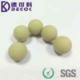 No Flashing Line NBR 6mm Steel Core Rubber Ball