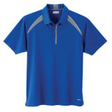 Fashion Style Polyester Sports Wear in Polo Shirt (PS250W)
