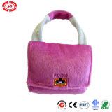 Pink Hand Bag Cute Girl Toy Stuffed Plush Makeup Gift