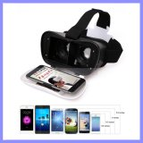3D Vr Glasses Box Google Cardboard Virtual Reality Glasses Case for iPhone 6s Plus Samsung S6 Edge S7 Mobile Phone