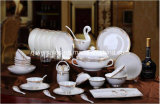 Jingdezhen Porcelain Tableware Kettle Set (QW-03)