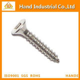 Flat Square Drive Head Fasteners Screw Forsheet Metal ISO 7050-1983