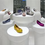 Supermarket Display Stools for Cloth and Shoes