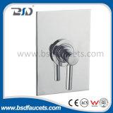Single Handle 4-Port Shower Diverter Valve Chrome Concealed Yuhuan Manufacture