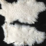 /Natural Lamb Skin Fur Plate
