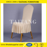 Hot Sales Waves Polyester Chiavari Half Spandex Chair Cover for Wedding /Banquet