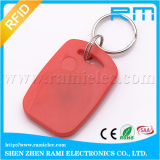 Colorful 125kHz/13.56MHz RFID Key Chain for Access Control
