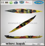 Chinese Winner Single Touring Pedal Ocean Kayak