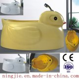 Beauty Colour Sanitary Ware Baby Bubble Bath Hot Tub (T119)