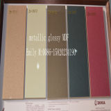 18mm Metallic UV MDF for Kitchen Cabinet Door (ZH-3912)