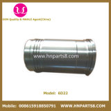 6D22 Me061036 Cast Iron Cylinder Liner for Mitsubishi
