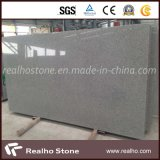 Polished Chinese Popular Big Grey Granite Slab