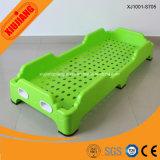 School Furniture Factory Kindergarten Plastic Bed for Children